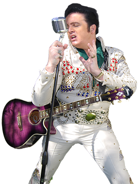 <div class='curved_float' style='background-color:white;padding:10px;width:212px'><div class='paragraph_black' style='font-size:16px;font-weight: bold'>Elvis</div><div class='paragraph_black' style='font-size:11px'>Our Elvis is a Las Vegas/Reno Legends star performer. He sings 4 or 5 Elvis songs, Las Vegas style, such as �Love Me Tender�, and �Lonely�. Singing to the tune of �Heartbreak Hotel� or �C.C. Rider�, he uses personal information about the honoree. After the song, �I want to be your teddy bear�, he gives the honoree a teddy bear and a scarf! It�s about a 15 to 20 minute show.  He's also available for 30 min. performances.</div></div>