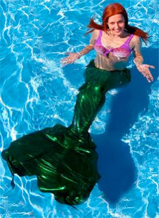 <div class='curved_float' style='background-color:white;padding:10px;width:212px'><div class='paragraph_black' style='font-size:16px;font-weight: bold'>Swimming Mermaid</div><div class='paragraph_black' style='font-size:11px'>This is great for a princess pool party!  Ariel swims beautifully in the pool while telling stories and playing water games for one half hour.  The next half hour, she can perform a magic show and do glitter tattoos outside the pool.  Make sure you have someone strong to carry her from the car to the pool!  This mermaid party is always a splash!